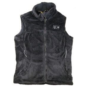 Mountain Hardwear Fleece Zip Up Vest Women's